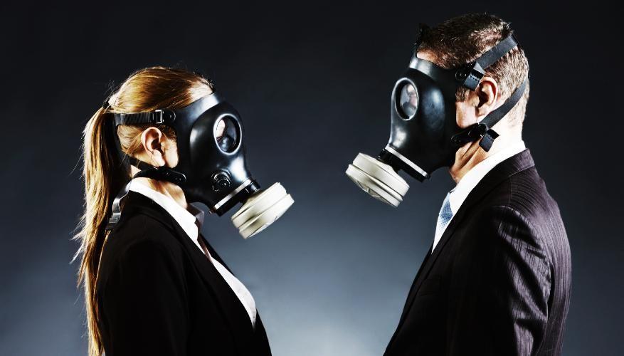 Токсичные люди. Признаки, как с ними общаться